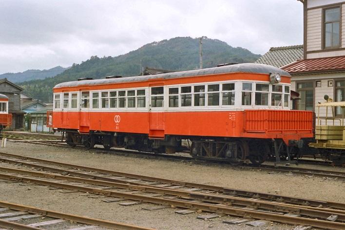 850328 加悦駅 キハユニ51 レタッチ
