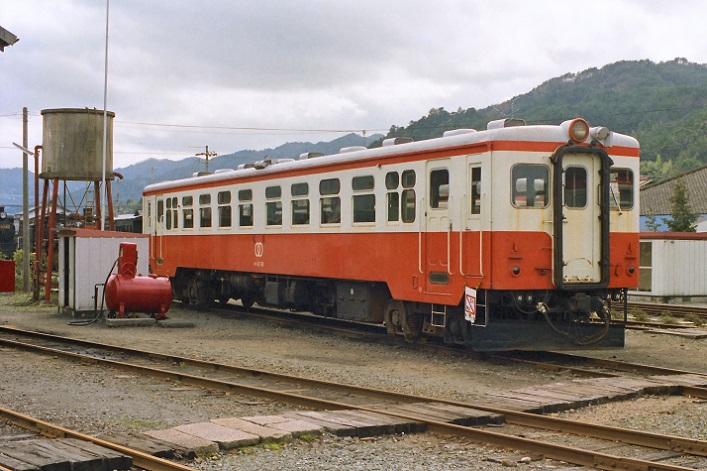 850328 加悦駅 キハ1018
