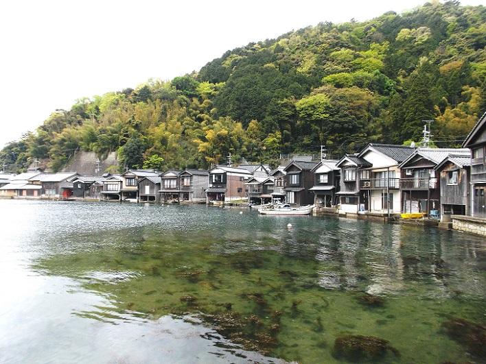 DSCF7995  130501 京都:伊根の舟屋群