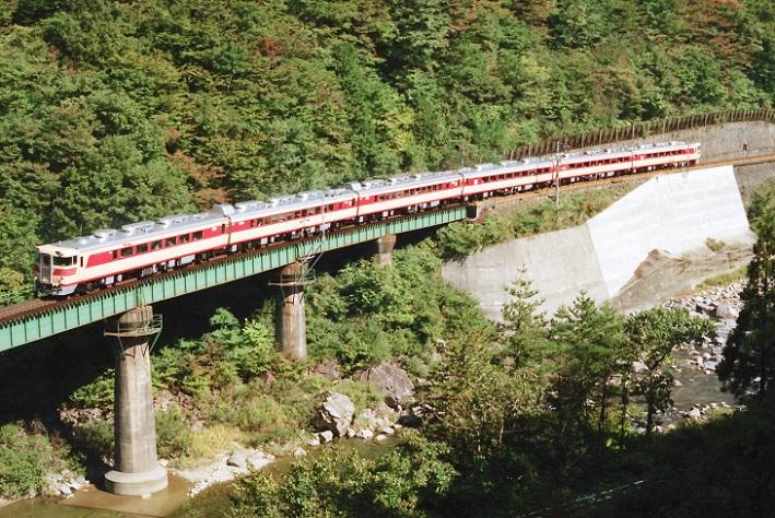 941025 飛騨小坂~渚