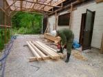 棟木作り1