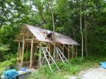 屋根貼り2