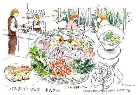Hibiya nature