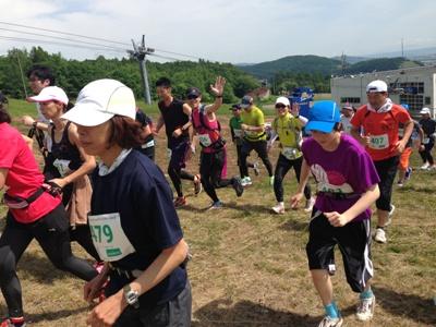 NO1富良野トレイル2013