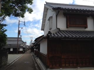 今井町街角 (2)