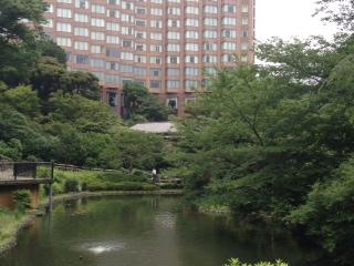 椿山荘庭園2
