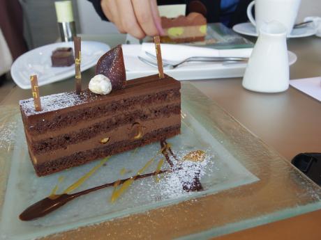 パレオドールケーキ2