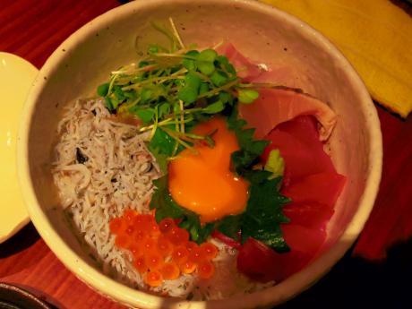 銀平北新地海鮮丼