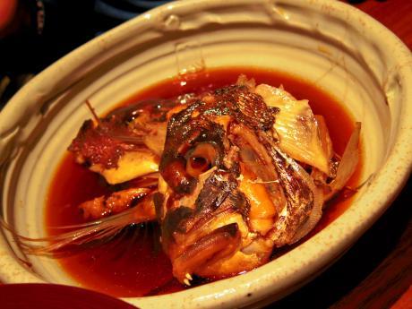 銀平北新地煮魚