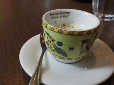 コバスタイオスープ