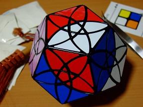 FlowerDodecahedron_007