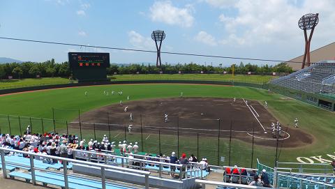 0611岡崎球場
