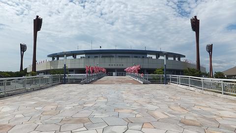0618岡崎球場