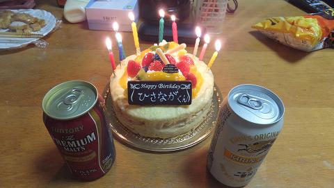 0654誕ケーキ