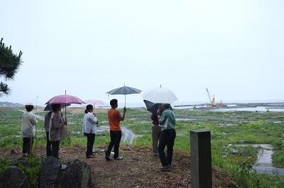 大戸浜高台