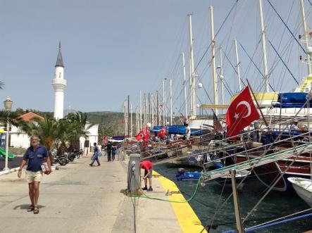 愛国心満載のトルコ