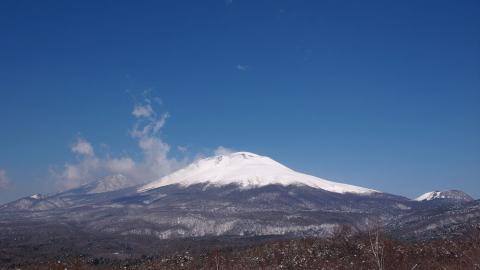 浅間山130422
