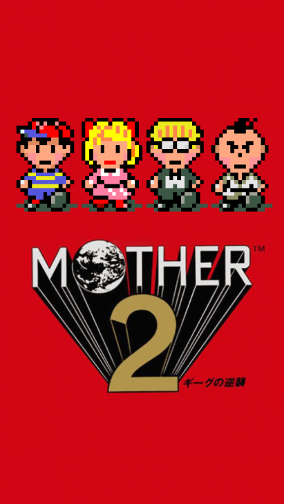 MOTHER2 b