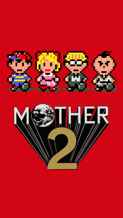 MOTHER2 a