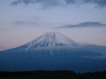 田貫湖からの富士山03