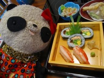 かに寿司とおばぶ