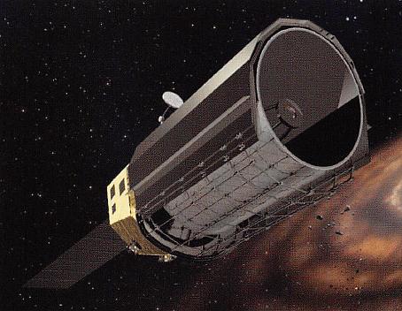 赤外線天文衛星スピカ