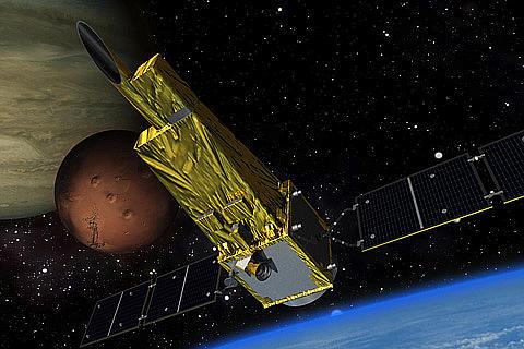 惑星分光観測衛星ひさき