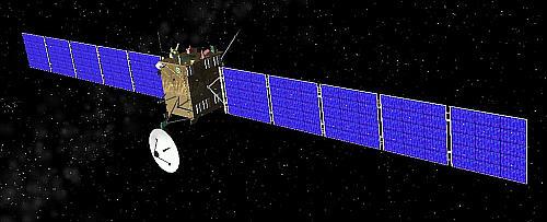 彗星探査機ロゼッタ