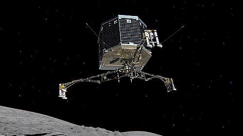 彗星着陸機フィラエ