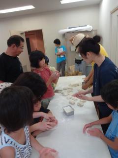 棒パン教室