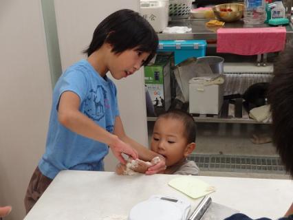 棒パン教室3