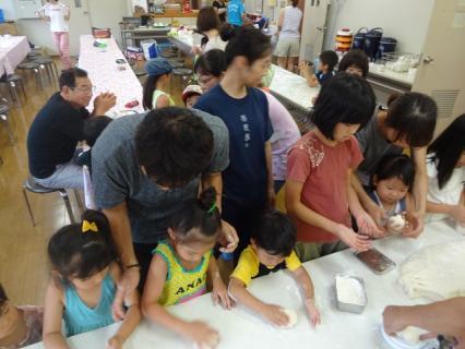棒パン教室4