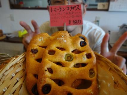8月のパン