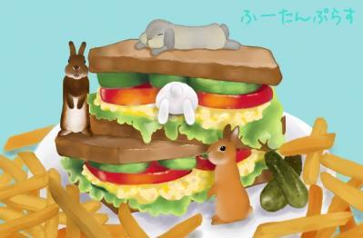 サンドイッチusa