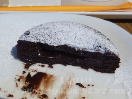 秋葉原カフェアサンのパンケーキスフレホットケーキ037