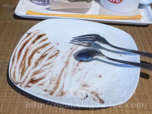 秋葉原カフェアサンのパンケーキスフレホットケーキ038