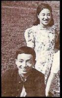 穴沢少尉と智恵子さん