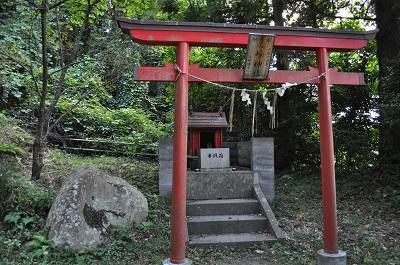 釣石神社2