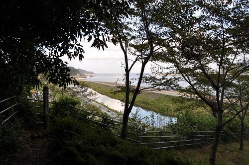 釣石神社からの眺め