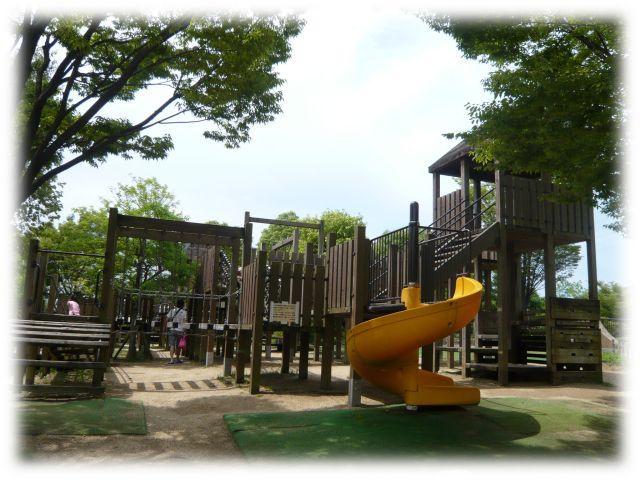 元浜緑地/わんぱくとりで