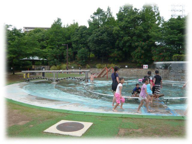 元浜緑地/わんぱく池