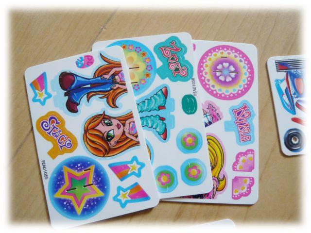 カード型パズル?