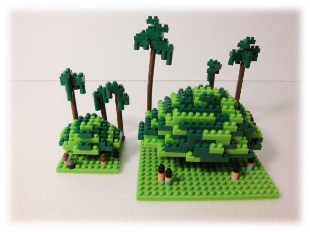 南国の大きな木&mini