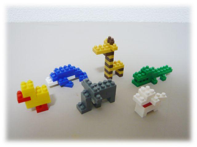 nanoblock オンパックキャンーペーン