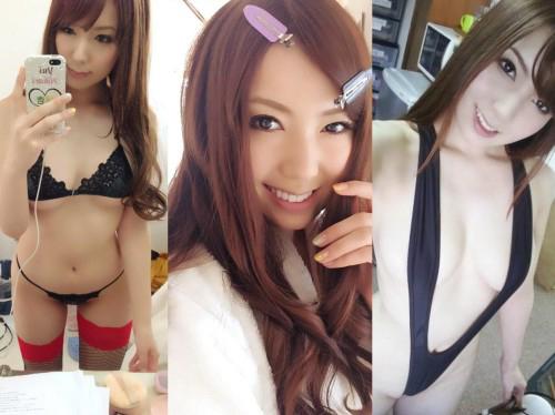【波多野結衣】ギリギリまで見せてる、かなりエッチぃTwitter裸自画撮り エロ画像30枚