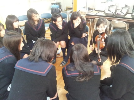 H24課外授業(中学校)