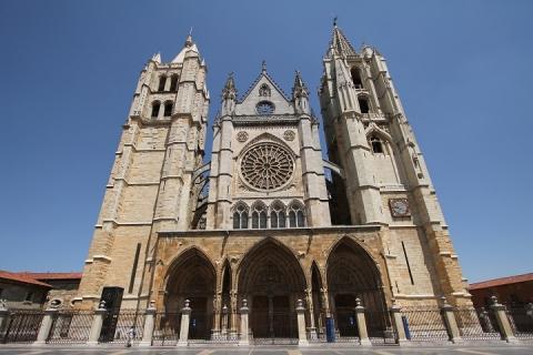 1222 Catedral de Leon