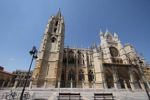 1237 Catedral de Leon