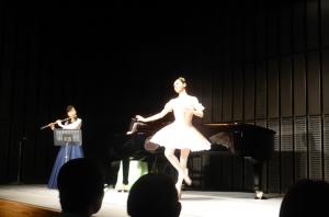 あし笛の踊り
