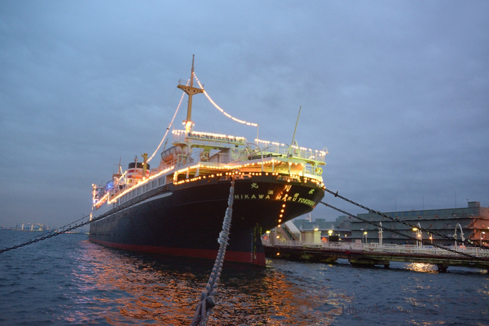 横浜 氷川丸